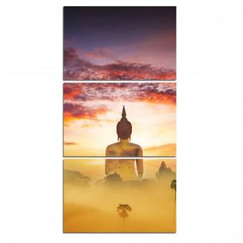 Quadros Decorativo Buda Vertical