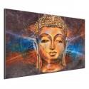 Quadro Decorativo Buda Colors Horizontal