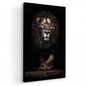 Quadro Decorativo Leão Grande